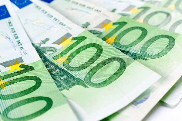 One hundred euro Stock photo © badmanproduction