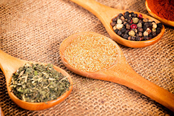 Food spices Stock photo © badmanproduction