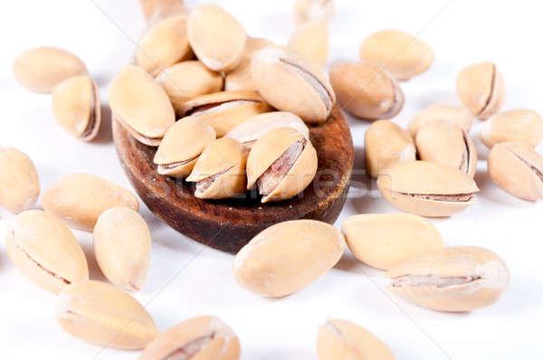 Chochla odizolowany biały żywności czyste Zdjęcia stock © badmanproduction