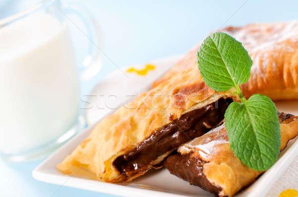 Nuts cream Stock photo © badmanproduction