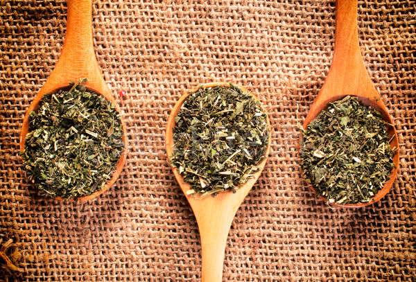 орегано Spice здоровья приготовления Сток-фото © badmanproduction