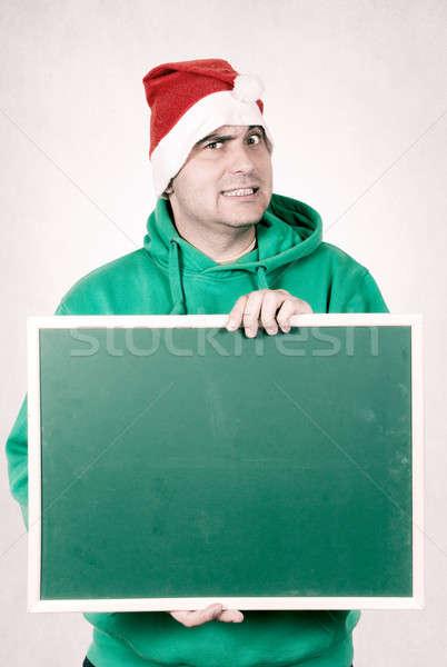 Santa Claus Stock photo © badmanproduction