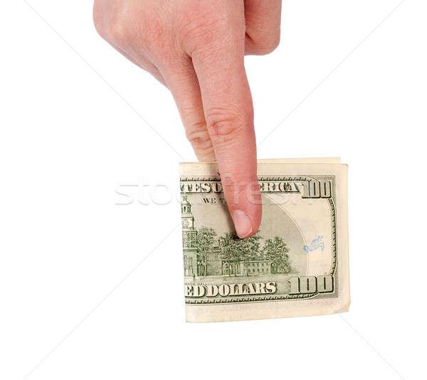 Bribe time Stock photo © badmanproduction