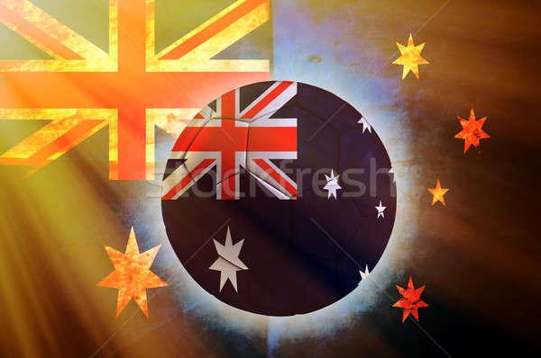 Australian ball Stock photo © badmanproduction