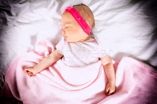 Sweet dreams Stock photo © badmanproduction