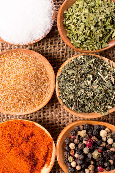 Spices Stock photo © badmanproduction