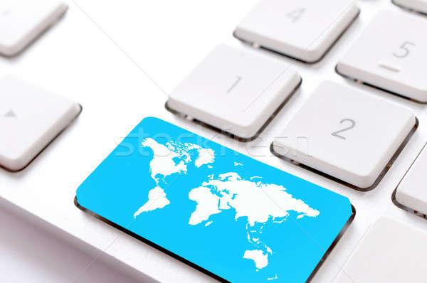 World map Stock photo © badmanproduction