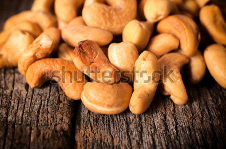 Cashew nuts Stock photo © badmanproduction