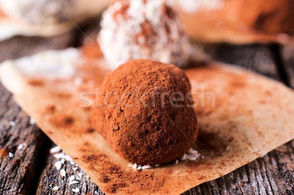 Truffle Stock photo © badmanproduction