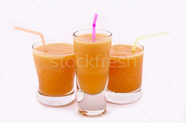 Smoothy juices Stock photo © badmanproduction