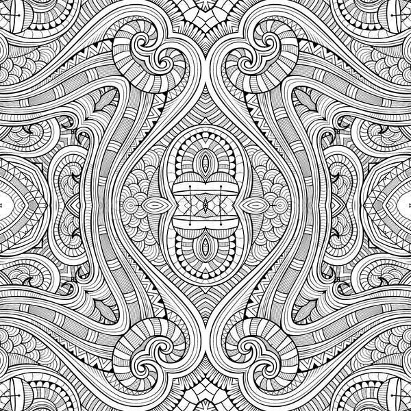 Abstrato vetor étnico decorativo Foto stock © balabolka