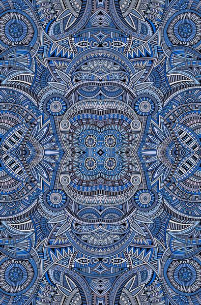 аннотация вектора племенных этнических текстуры Сток-фото © balabolka