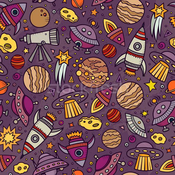 漫畫 空間 行星 符號 對象 商業照片 © balabolka
