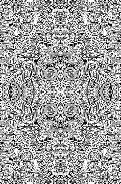 Abstrato vetor tribal étnico moda Foto stock © balabolka