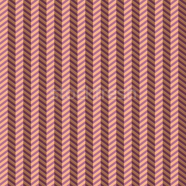 Optische Täuschung Streifen Vektor Muster geometrischen Stock foto © balabolka