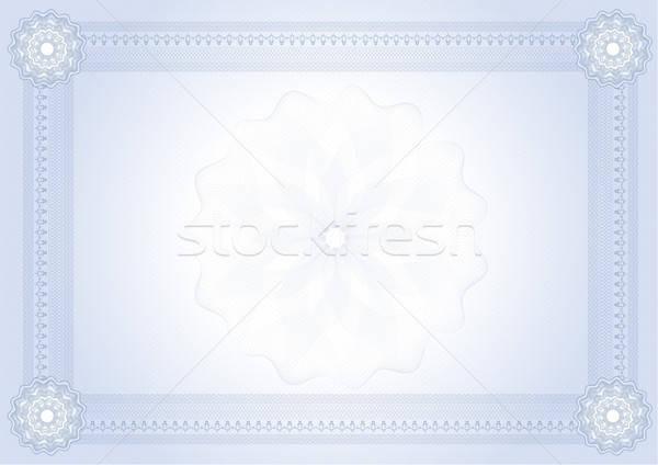 diploma certificate Stock photo © balasoiu