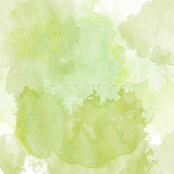 Watercolor texture with soft colors Stock photo © balasoiu