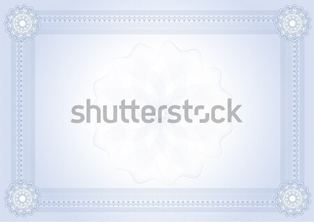 Stock fotó: Diploma · bizonyítvány · üzlet · keret · pénzügy · hátterek