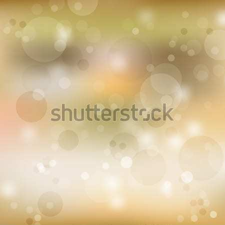 Yellow Abstract Blurred backgrounds Stock photo © balasoiu
