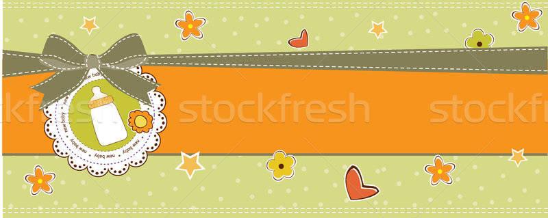 gift certificate Stock photo © balasoiu