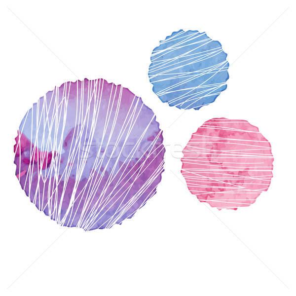 Stockfoto: Kleur · communie · ontwerp · textuur · verf