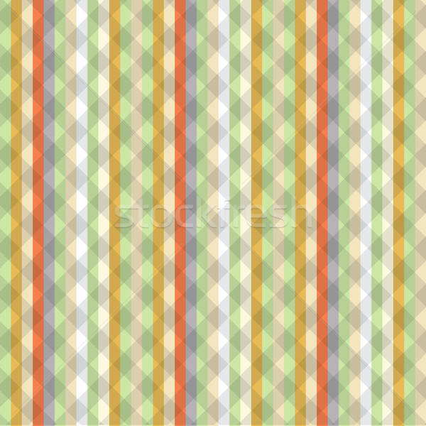 Striped seamless vintage pattern with vertical strips Stock photo © balasoiu