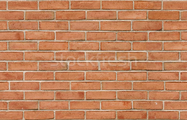 Red brick background texture seamlessly tileable Stock photo © Balefire9