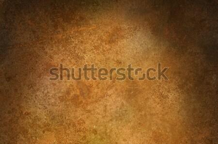 żelaza powierzchnia powyżej tekstury Zdjęcia stock © Balefire9