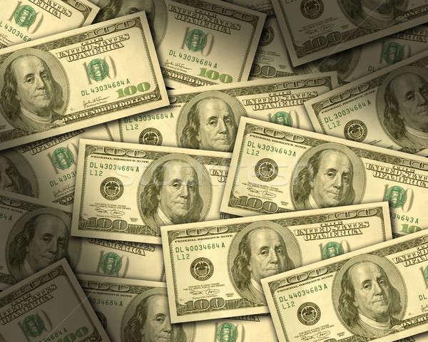 ストックフォト: 100 · 紙 · 現金 · 法的
