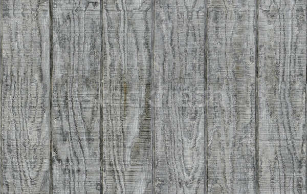 Weathered gray wooden barn siding Stock photo © Balefire9