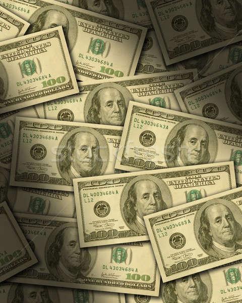 ストックフォト: 1 · 100 · 紙 · 現金 · 法的