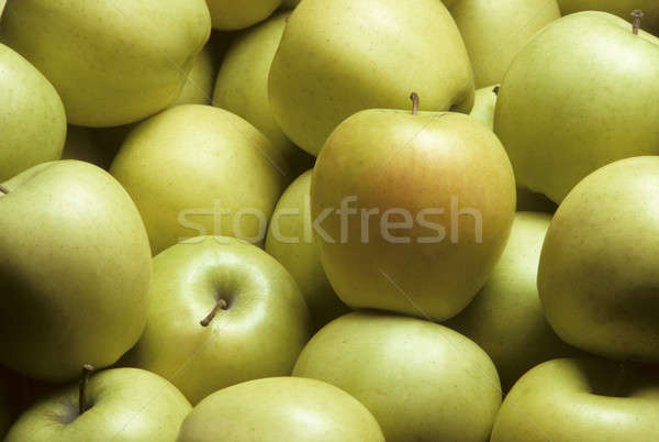 Golden Delicious Apples Stock photo © Balefire9