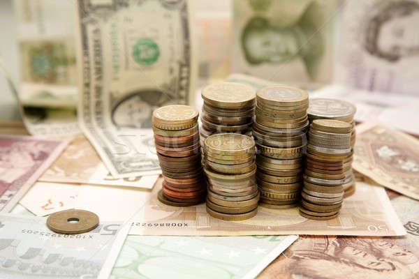 金融 パターン 現金 銀行 市場 在庫 ストックフォト © Bananna