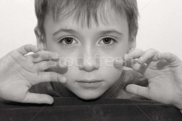 Boy portrait Stock photo © Bananna