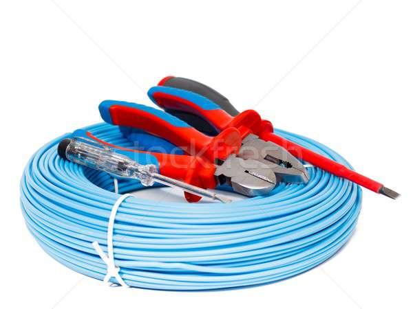 Electrician's Equipment Stock photo © barabasa