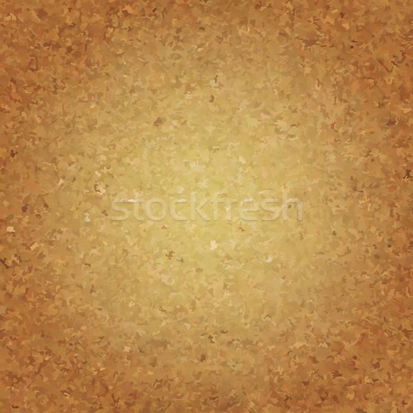 Cork Wallpaper Stock photo © barbaliss
