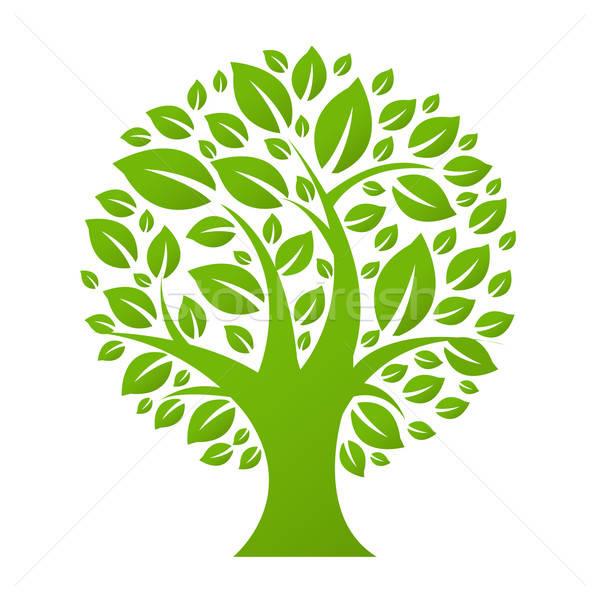 Eco Tree Stock photo © barbaliss
