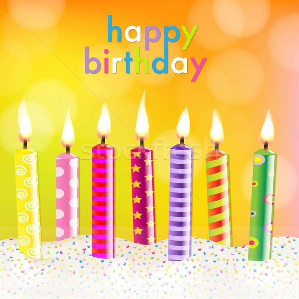 Birthday Card Stock photo © barbaliss