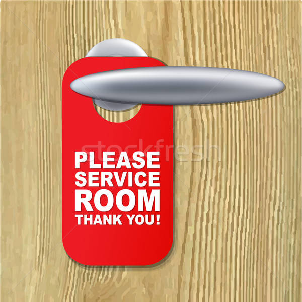 Do Not Disturb Sign Stock photo © barbaliss