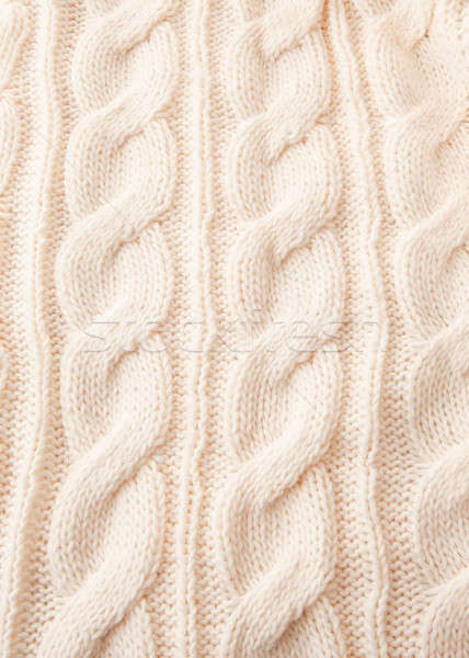 Knitted pattern as a background Stock photo © BarbaraNeveu