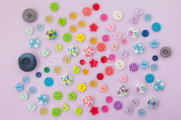 Variety of colorful buttons  Stock photo © BarbaraNeveu
