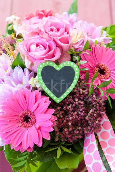 Colorful Bouquet Stock photo © BarbaraNeveu