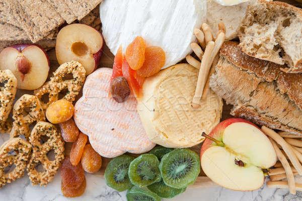 Foto stock: Suave · frescos · frutas · manzana · brillante · horizontal