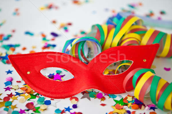 Colorful party props Stock photo © BarbaraNeveu