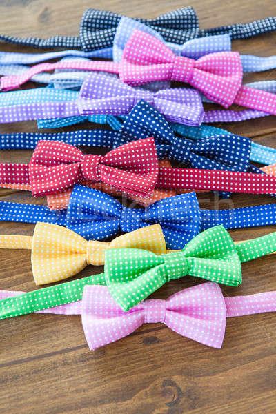 разнообразие красочный лук деревенский галстук Сток-фото © BarbaraNeveu