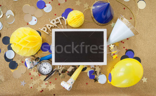 Colorful decorations for a party Stock photo © BarbaraNeveu
