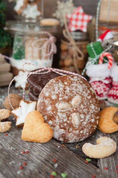 Treats for christmas Stock photo © BarbaraNeveu