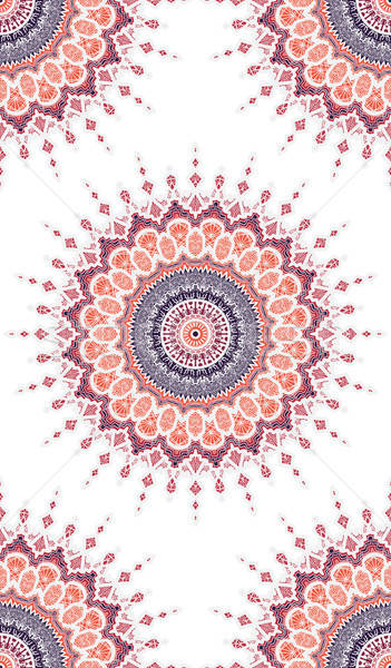 Mandala árabe indiano turco Foto stock © barsrsind
