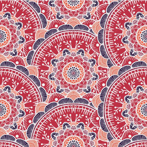 Mandala arabisch indian turks Stockfoto © barsrsind