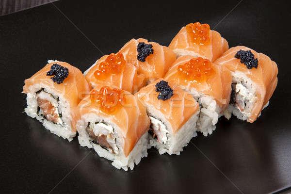 Sushi  Stock photo © bartekwardziak